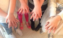Pamper Party Nails